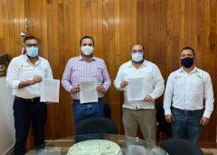 FIRMA CONVENIO DE COLABORACIÓN CECYTEV Y EL INSTITUTO DE ESPACIOS EDUCATIVOS